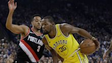 CJ McCollum earns chance to get back at Kevin Durant for Twitter feud