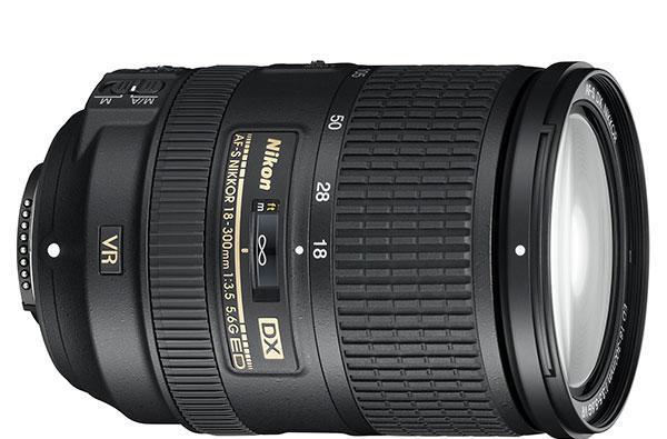Nikon debuts new 18-300mm VR lens, brings highest zoom range yet to its DSLRs