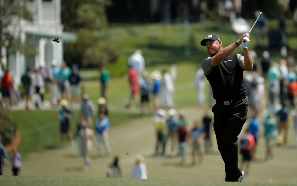 Lee Westwood has given himself a fighting chance - REUTERS