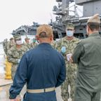Acting Navy secretary apologizes for criticism of ousted captain