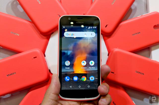 The first Android Go phones blend low prices with lots of promise