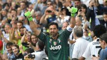 Fired-up Buffon set to overtake Maldini as Juve eye nine in a row