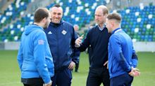 Prince William criticises football clubs who ignore mental health of young players