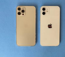 I've only been using Apple's new iPhone 12 and 12 Pro for a few hours, but I can already tell they're dramatically different from their predecessors