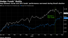 Brazil's Hedge Fund Legend Beats Rival on More Optimistic Bet