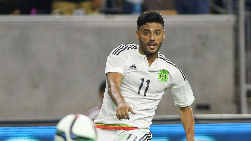 TEAM NEWS: Vela, Chicharito and Peralta lead the line for Mexico
