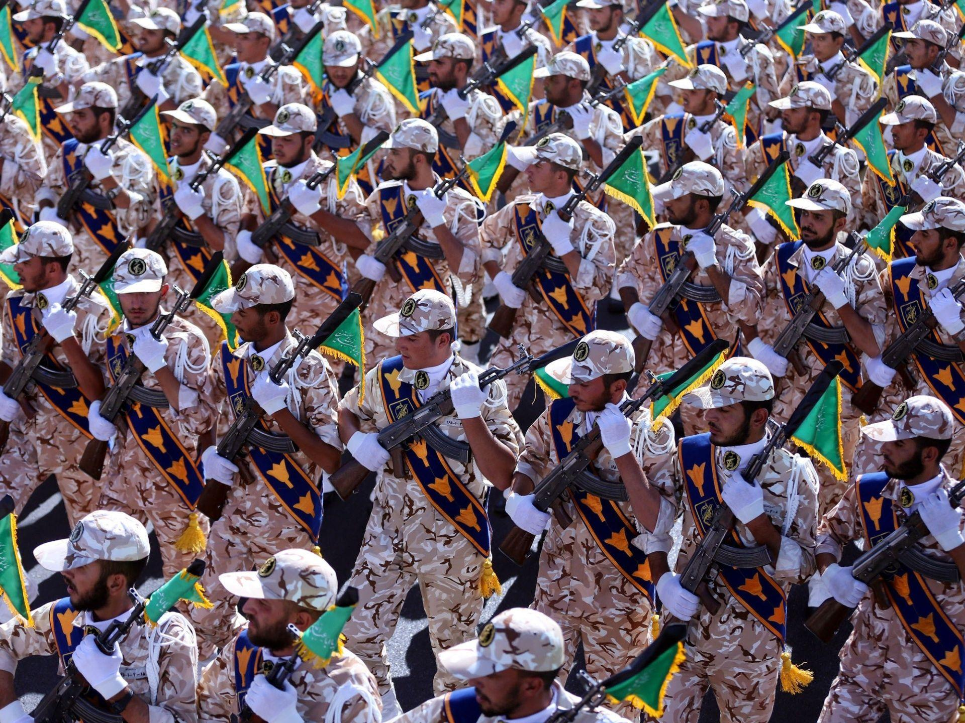 Iran Warns U.S. on Naval Activity in the Gulf