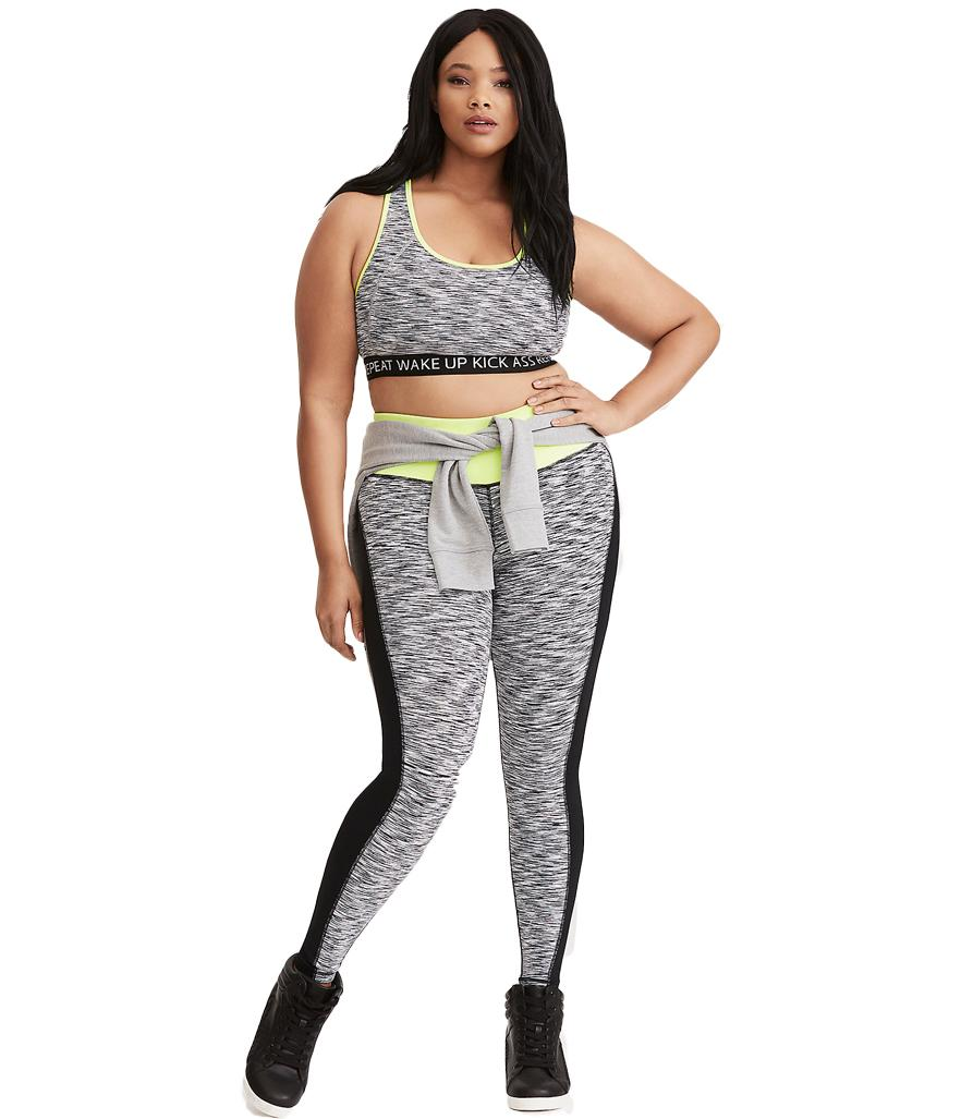 3de38d1031 Plus-Size Activewear That ll Get You Pumped to Work Out