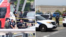 Two dead as US Pentagon locked down after shots fired