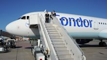 Thomas Cook's Condor requests loan from German government to keep flying