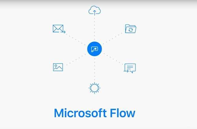 Microsoft Flow and PowerApps get a public launch November 1st