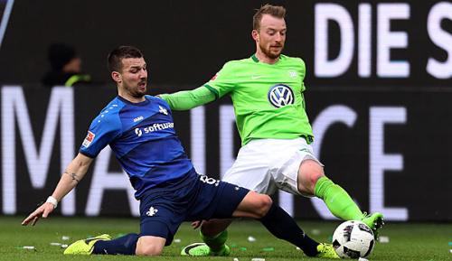 Bundesliga: Darmstadt bangt um Sam und Gondorf - Niemeyer fällt aus