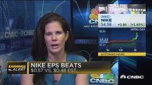 Still cautious on Nike into Q4: Widlitz