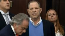Así es la pulsera de vigilancia que Harvey Weinstein debe llevar en el tobillo