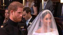 Il principe Harry e Meghan Markle sono marito e moglie: la cerimonia