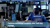 New York News - TheChicago Board of Options Exchangefailed, Boston, European Central Bank