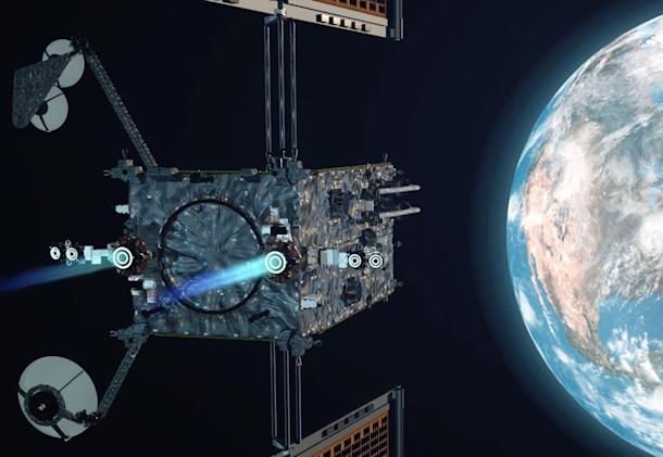 NASA orders the first piece of its lunar outpost