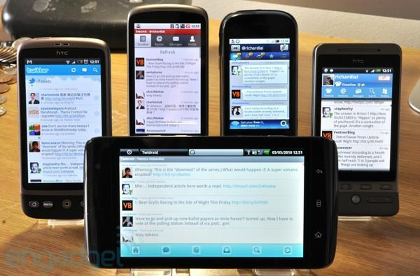 Twitter for Android: the best apps reviewed