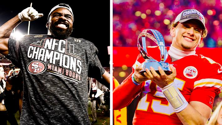NFL in 90: 49ers and Chiefs win big, punch ticket Super Bowl LIV