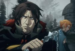 Netflix reveals new 'Castlevania' series and other game-related projects