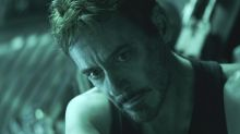 Iron Man's death scene in 'Avengers: Endgame' was improvised