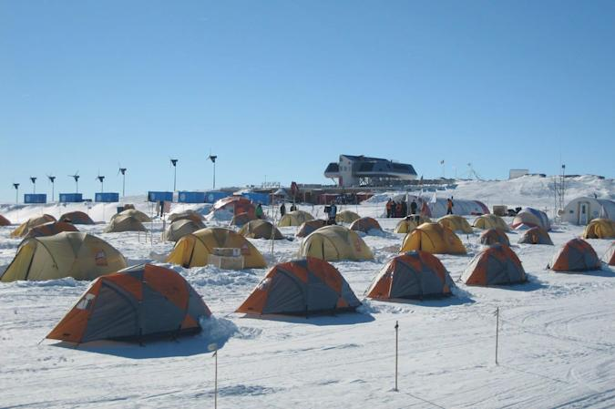 Internet of Things could save lives during Antarctic expedition