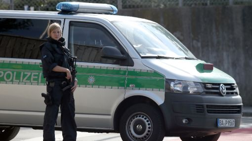 Explosion near German migrant centre, no sign of bomb: police