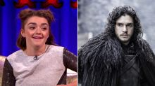 Maisie Williams Had No Problem Lying to 'Game of Thrones' Fans About Jon Snow