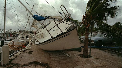 24th anniversary of Hurricane Andrew – A look back