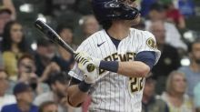 Yelich, Brewers bail out Burnes in victory over Pirates