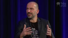 Uber CEO Dara Khosrowshahi discusses his goals for the company's future