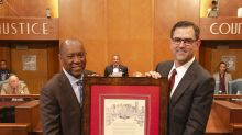 Halliburton Receives City of Houston Proclamation in Honor of 100th Anniversary