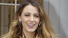 Look des Tages: Blake Lively im femininen Look
