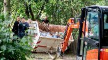 Affaire Maddie: les fouilles se poursuivent dans un jardin ouvrier allemand