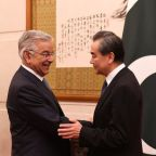 China reassures Pakistan on ties ahead of Xi's meeting with India's Modi