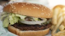 Sysco launches Simply meatless burger patty