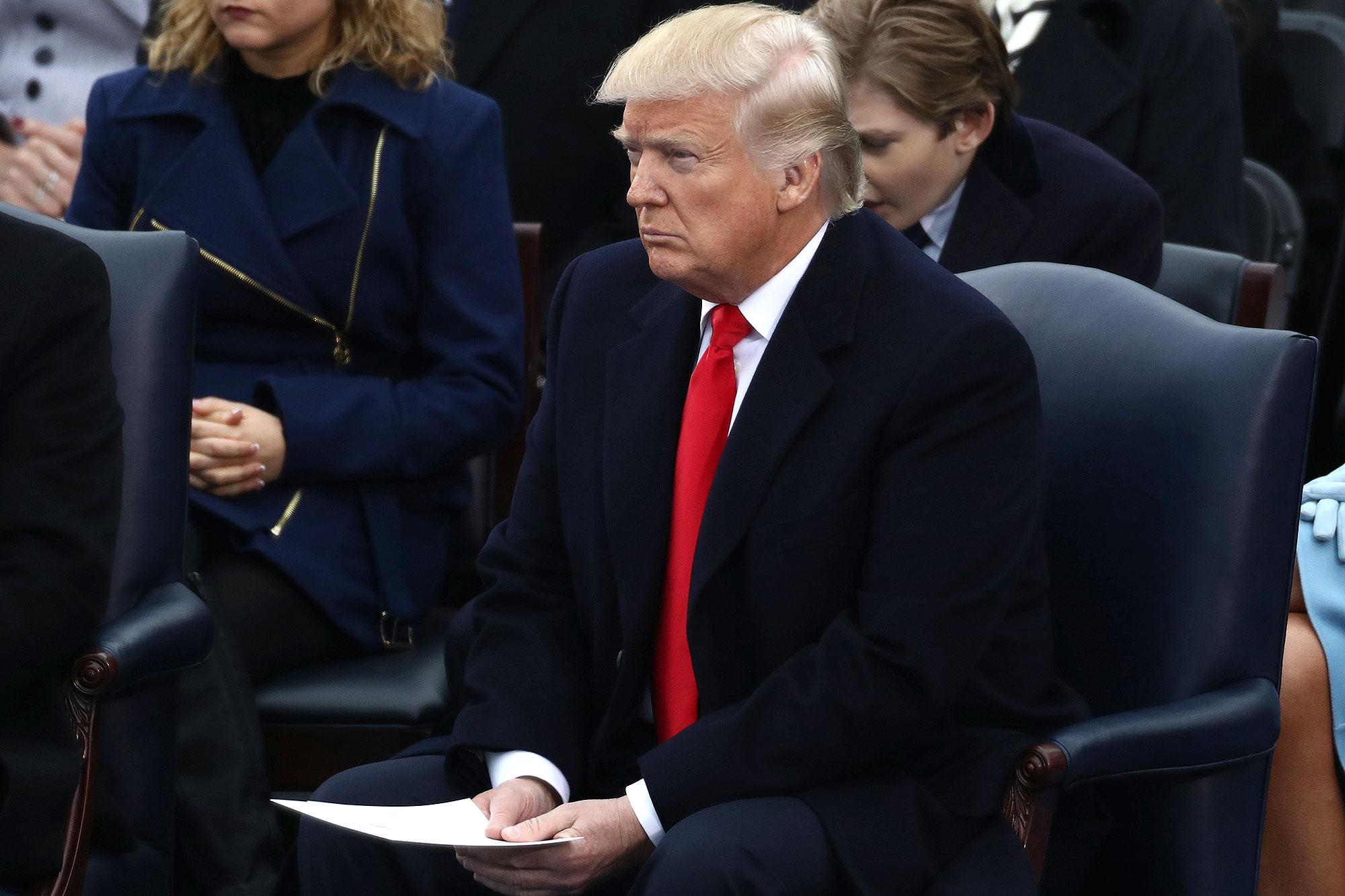 President Trump Smashes Record for Getting Majority of Americans to Disapprove of Him
