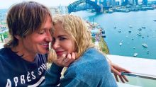 Keith Urban and Nicole Kidman Share Romantic Kiss in Sydney Ahead of the New Year