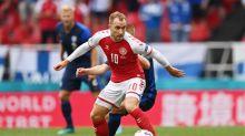 Suspendido el Dinamarca-Finlandia por el desvanecimiento de Eriksen