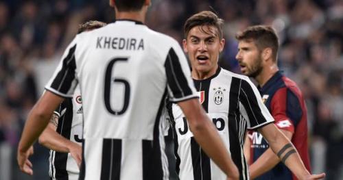 Foot - ITA - La Juventus a éteint le Genoa et caracole en tête de Serie A