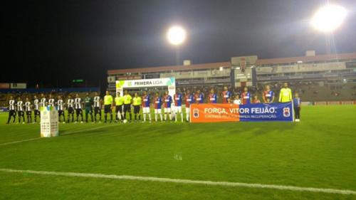 Em confronto direto, Paraná e Figueirense empatam na Primeira Liga