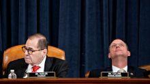 US lawmakers clash over impeachment charges against Trump