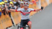 El esloveno Pogacar gana la 9ª etapa del Tour; su compatriota Roglic se enfunda el jersey amarillo
