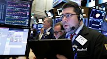 Stocks fall for fourth straight day as European Central Bank flashes warning signs