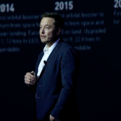 Musk says under 5 percent of SpaceX is working on Mars mission, 2024 launch is 'optimistic'