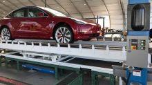 Tesla 建了個「帳篷」來趕工 Model 3