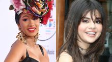 Cardi B Sends Message of Support to Selena Gomez Following Her Hospitalization