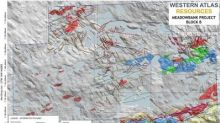 Western Atlas Resources starts Meadowbank Project Exploration Program - Identifies new target within Block B