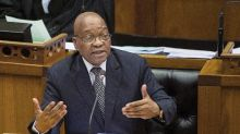 Top ANC official calls for S.Africa's Zuma to resign