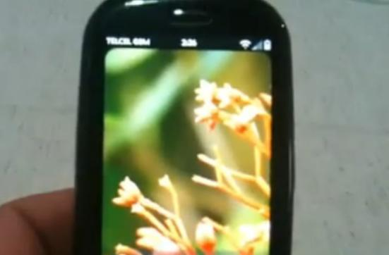 GSM Palm Pre to launch on Telcel in Mexico, feature storage expansion?